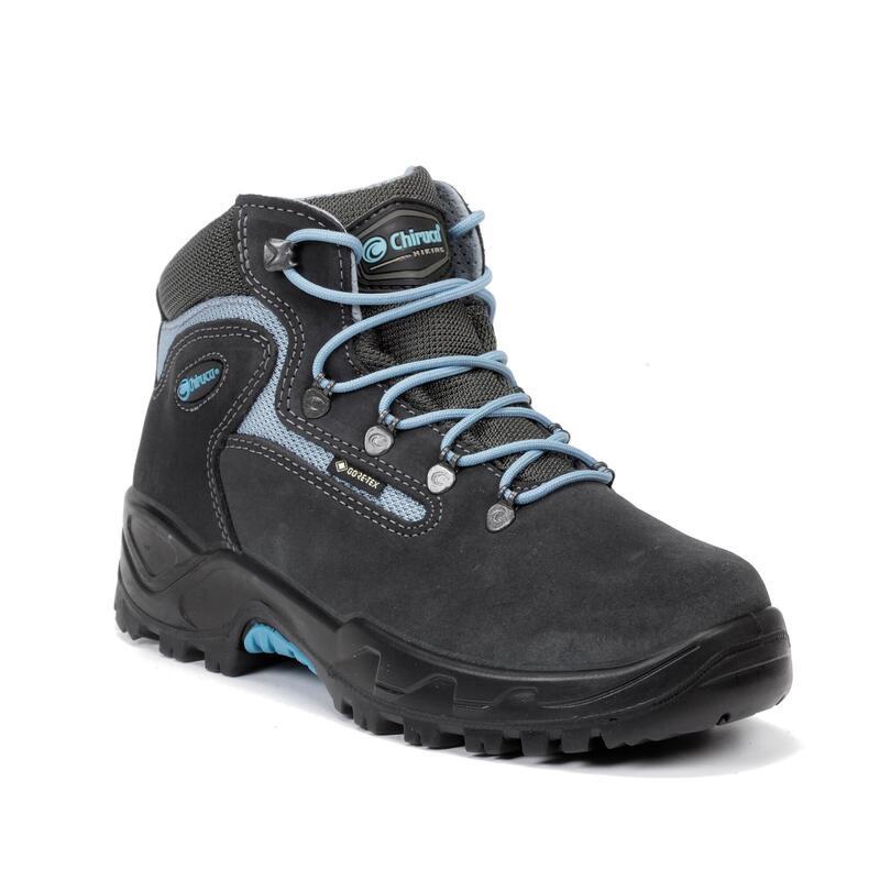 Botas de Montaña y Trekking Impermeables para Mujer Chiruca Massana 23 Gore-Tex