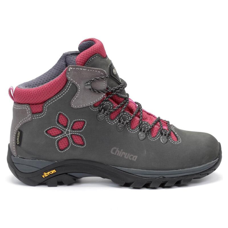 Botas de Montaña y Trekking Impermeables para Mujer Chiruca Monique 08 Gore-Tex