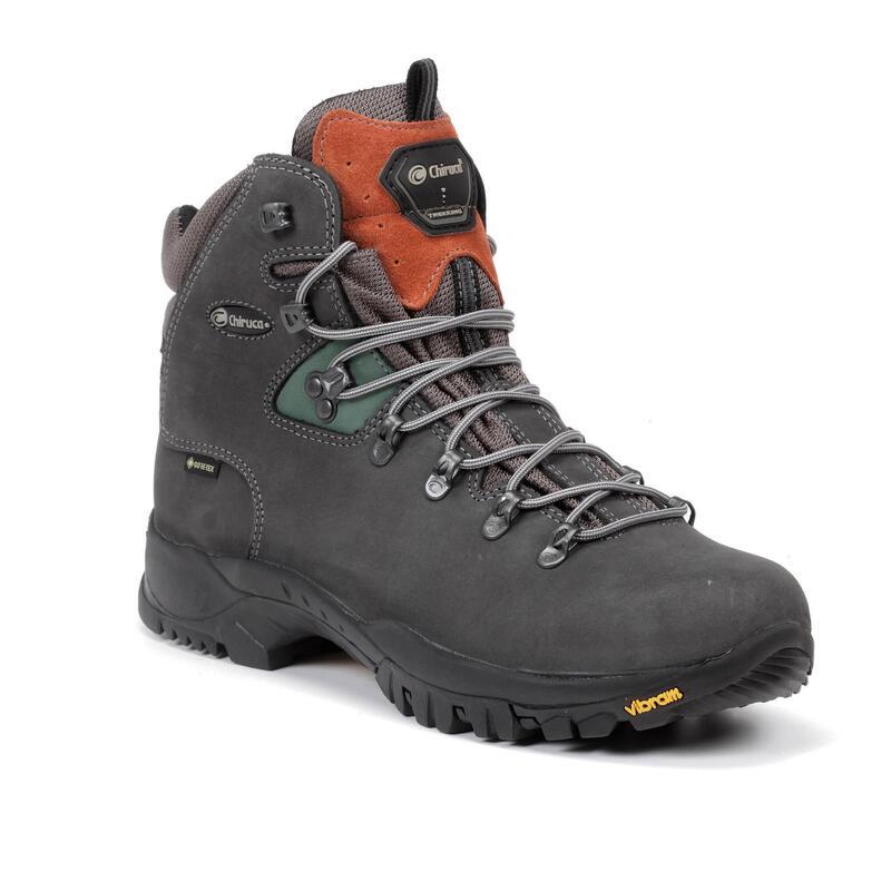 Botas de Montaña y Trekking Impermeables Unisex Chiruca Dynamic 07 Gore-Tex