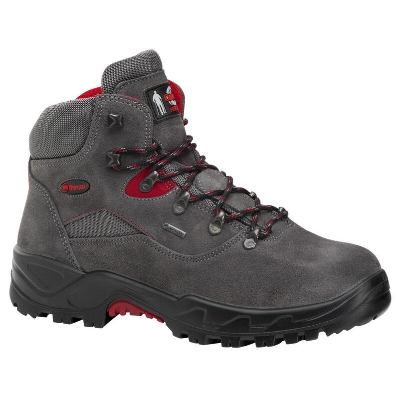 Botas de Montaña y Trekking Impermeables Unisex Chiruca Mulhacen 19 Gore-Tex