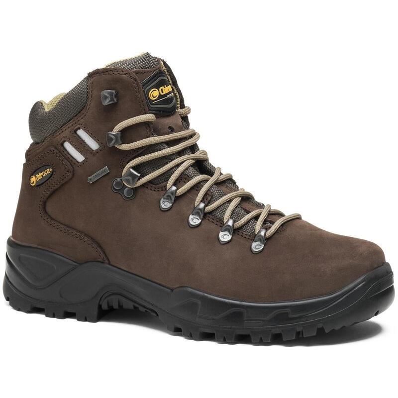 Botas de Montaña y Trekking Impermeables Unisex Chiruca Somiedo 12 Gore-Tex