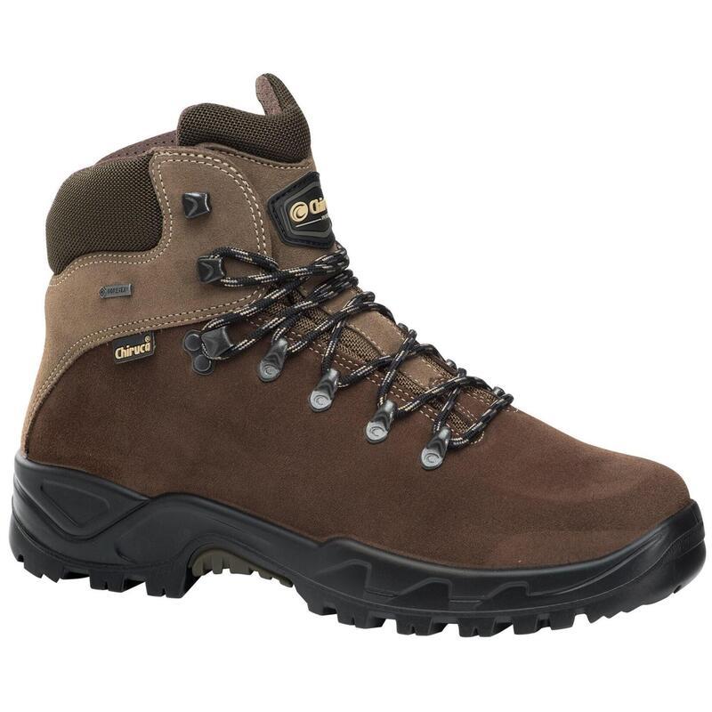 Botas de Montaña y Trekking Impermeables Unisex Chiruca Xacobeo 27 Gore-Tex