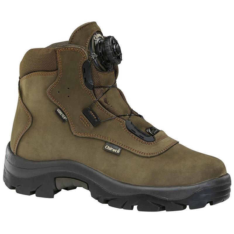 Botas de Caza y Trekking Impermeables Unisex Chiruca Labrador Boa 01 Gore-Tex