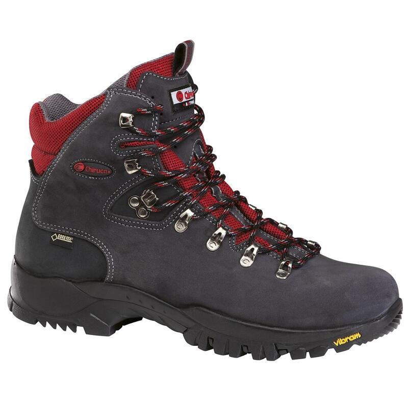 Botas de Montaña y Trekking Impermeables Unisex Chiruca Dynamic 05 Gore-Tex