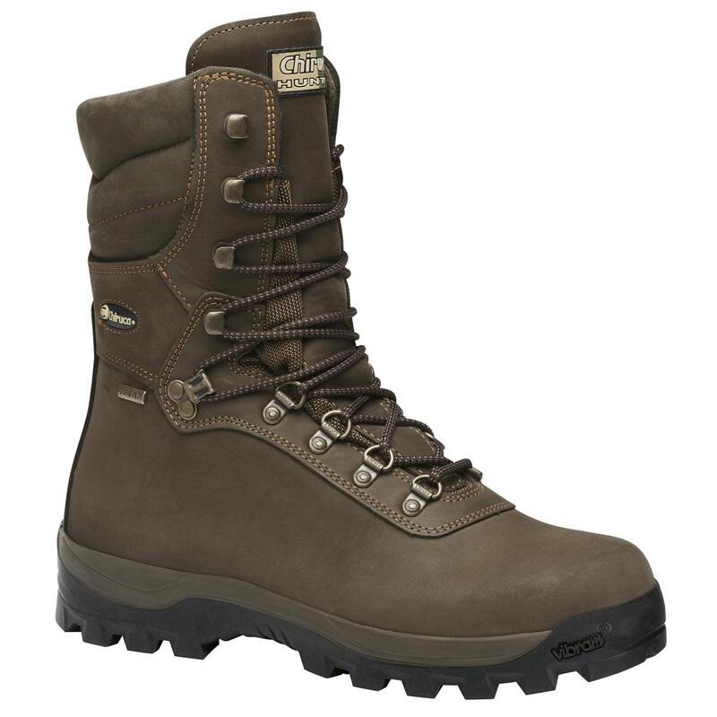 Botas de Caza y Trekking Impermeables para Hombre Chiruca Husky High 01