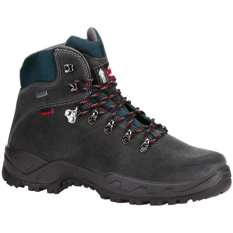 Botas de Montaña y Trekking Impermeables Unisex Chiruca Xacobeo 05 Gore-Tex