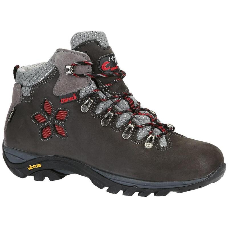 Botas de Montaña y Trekking Impermeables para Mujer Chiruca Monique 09 Gore-Tex