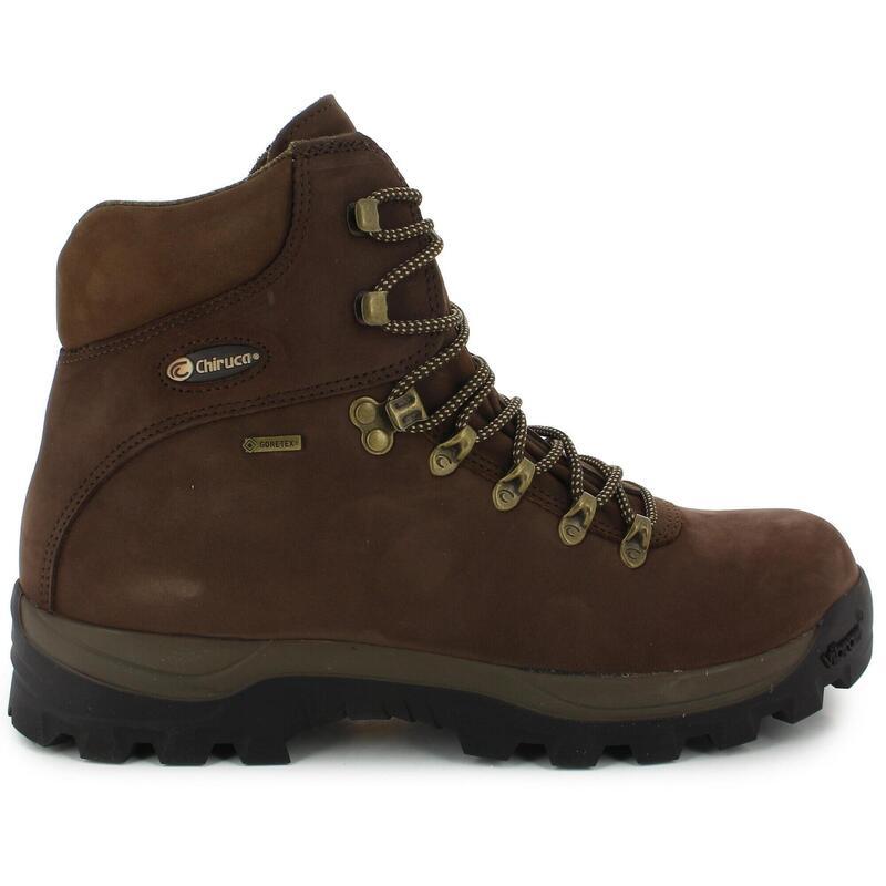 Botas de Caza y Trekking Impermeables para Hombre Chiruca Urales 12 Gore-Tex
