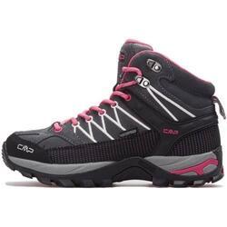 Rigel Mid Wmn WP femmes randonnée chaussures Gris,Rose,Graphite