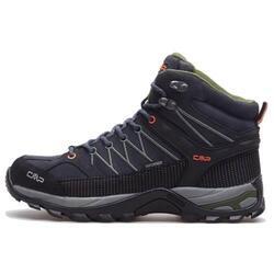 Rigel Mid WP hommes randonnée chaussures Noir