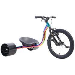 "Drift Trike Big Wheel, Roue 18"", Neo Chrome"