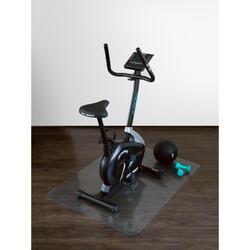 Onderlegmat / beschermmat voor fitnessapparaten - Transparant - 120x150 cm