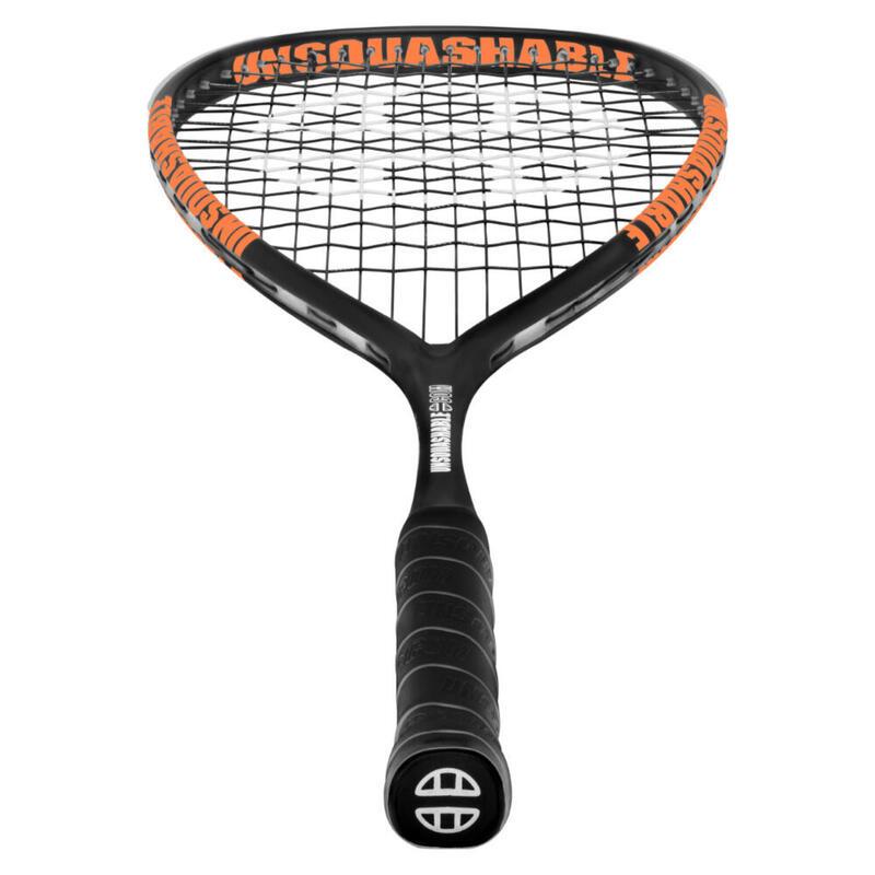 UNSQUASHABLE INSPIRE Y-4000 Squash Racket