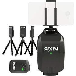 Robot cameraman + 3 bakens voor volgen/zoomen van smartphone video's