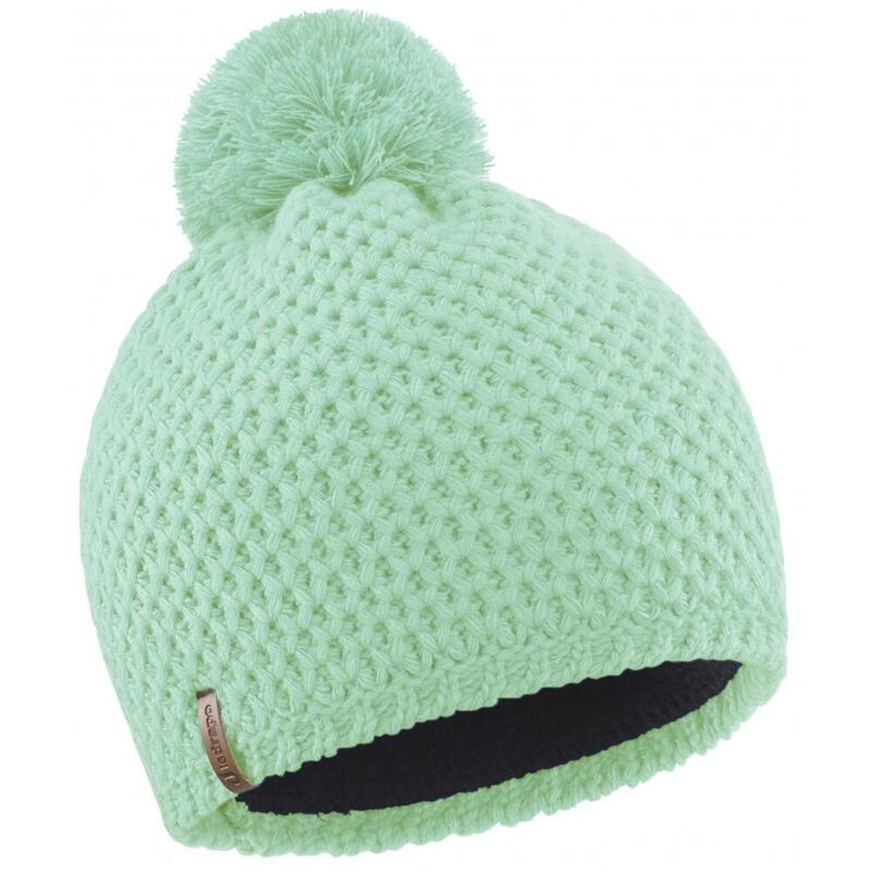 Bonnet Uni vert d'eau