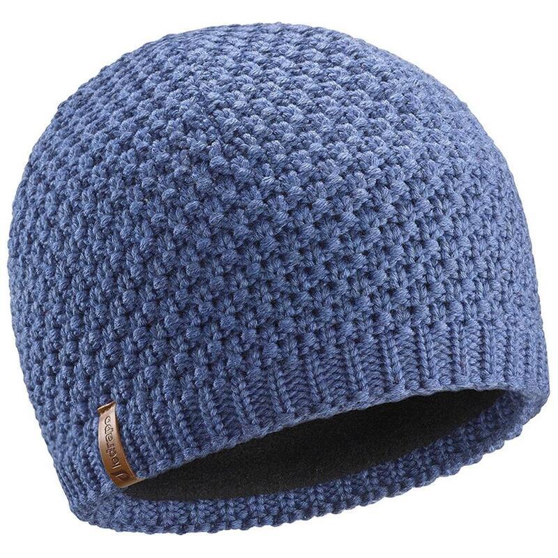 Bonnet Jade Mérinos bleu