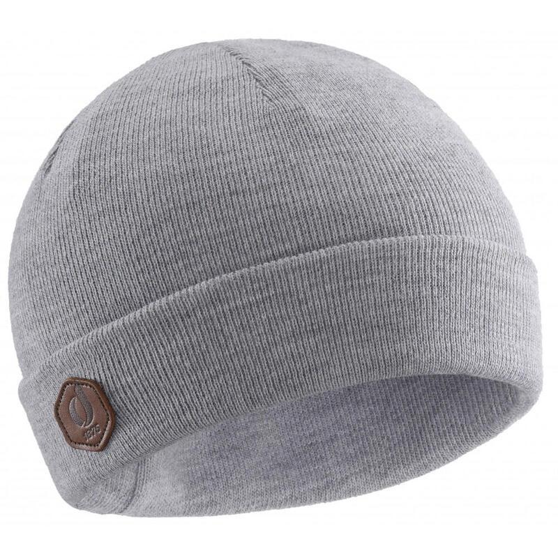 Bonnet Marius 2 en 1 gris clair