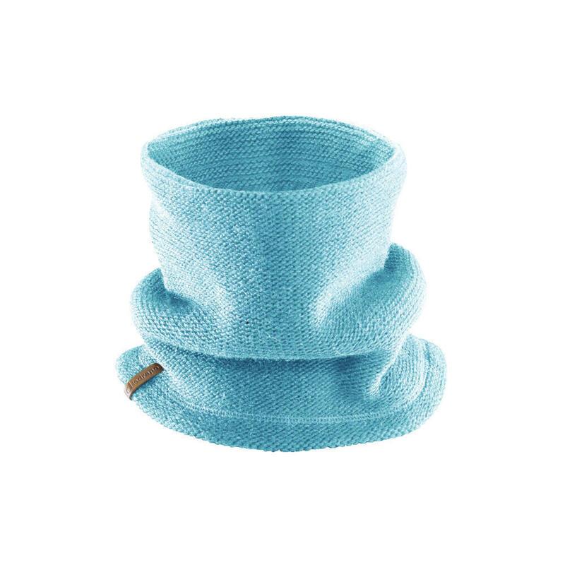 Tour de cou Epais bleu azur