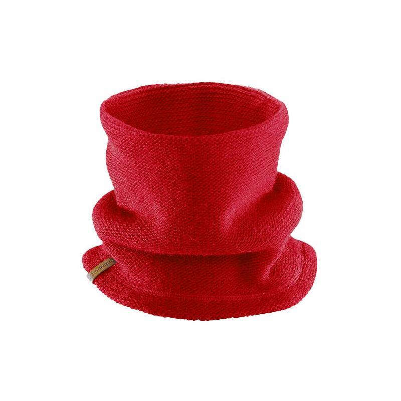 Tour de cou Epais rouge
