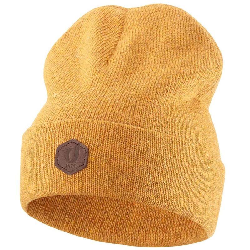 Bonnet Félix Fils recyclés jaune