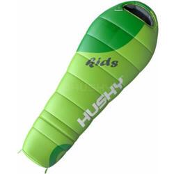 Sac de couchage pour enfants Magic 2 en 1 2021 (180/150 cm) - Vert