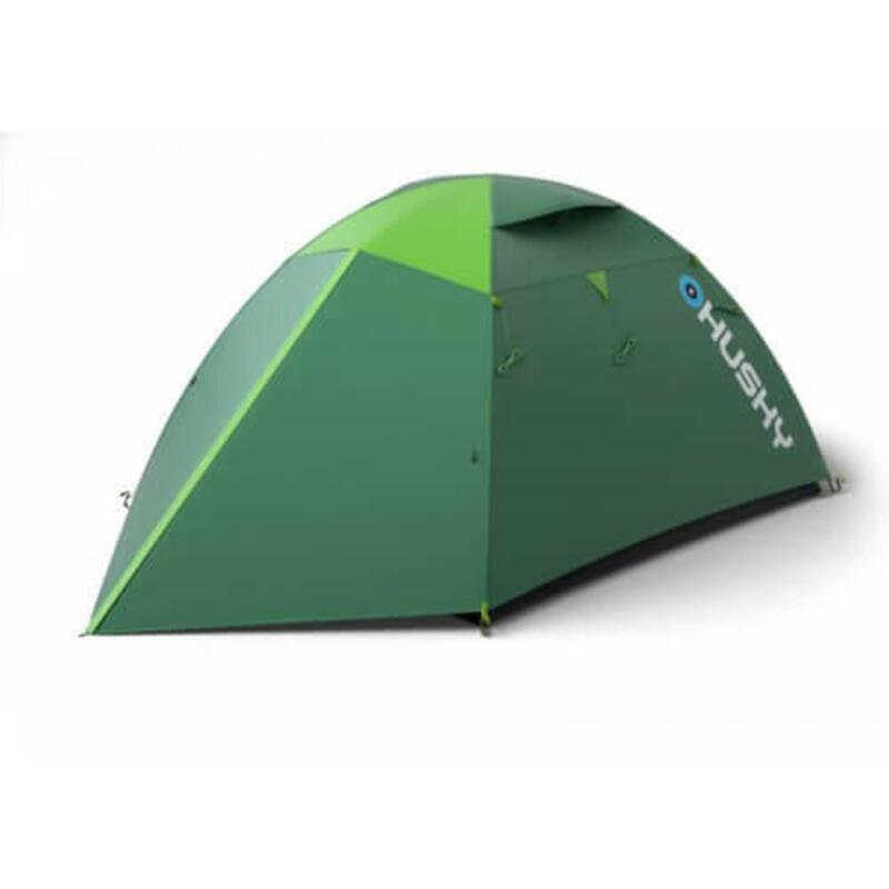 Kampeertent Boyard 4 Plus - lichtgewicht tent - 4 persoons - Groen