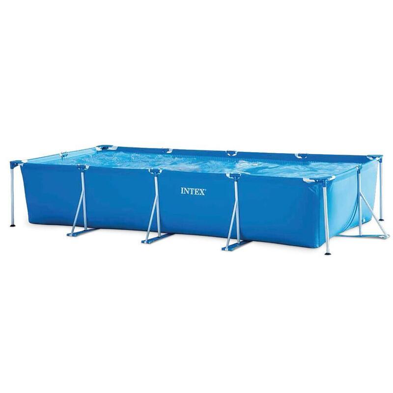 Piscina desmontable tubular INTEX small Frame 7127 litros