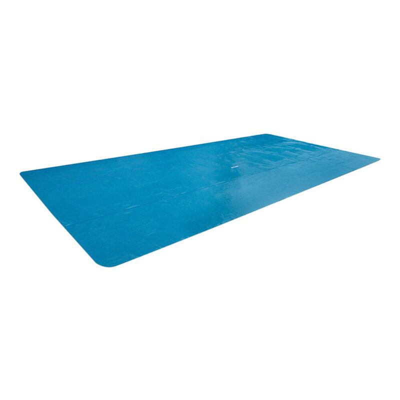 Cobertor solar INTEX para piscinas rectangulares de 975x488 cm