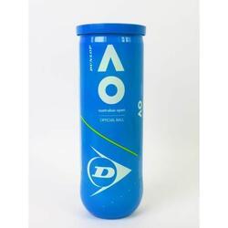 DUNLOP Australian Open Tennis Ball - 3B x 2 cans