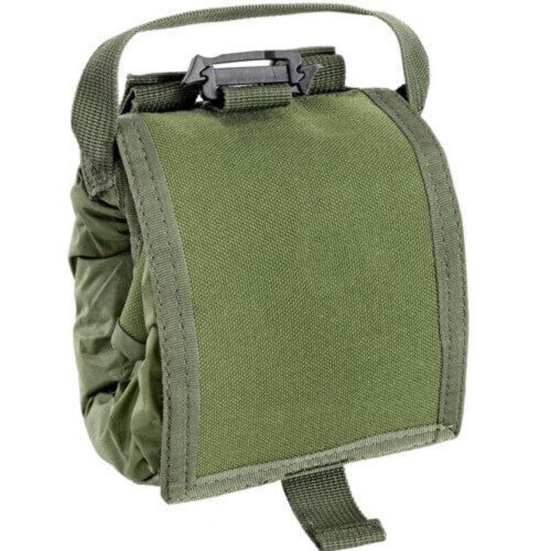 Opvouwbare rugzak RollyPoly Pack 25 liter - Legergroen