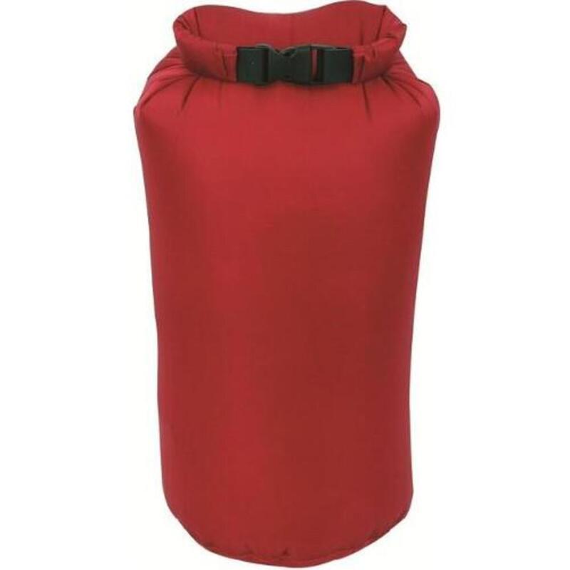 Waterdichte zak X-Lite Large Drysack Pouch 8L - Rood