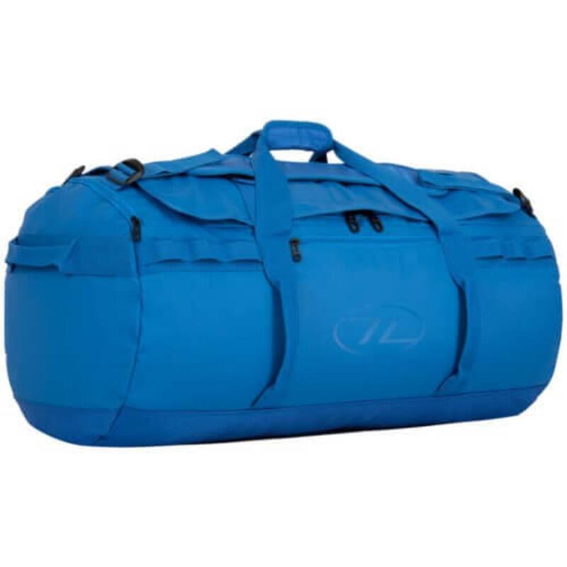 Reistas duffle Storm Kitbag - 90 liter - Heavy Duty - Blauw