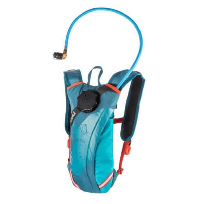Hydration pack Durabag Pro 3 liter - Coral Blue - Blauw