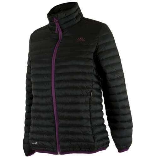 Premium donsjack Down Jacket ultralicht voor dames - Zwart