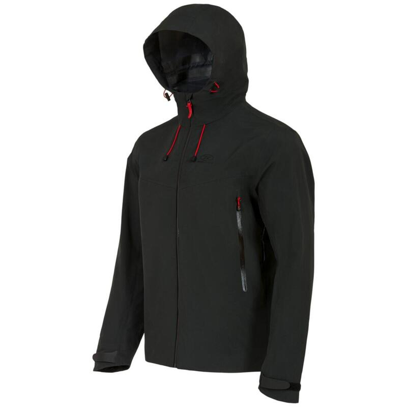 Outdoor jas Munro Mountain Jacket - 3 laags - Zwart