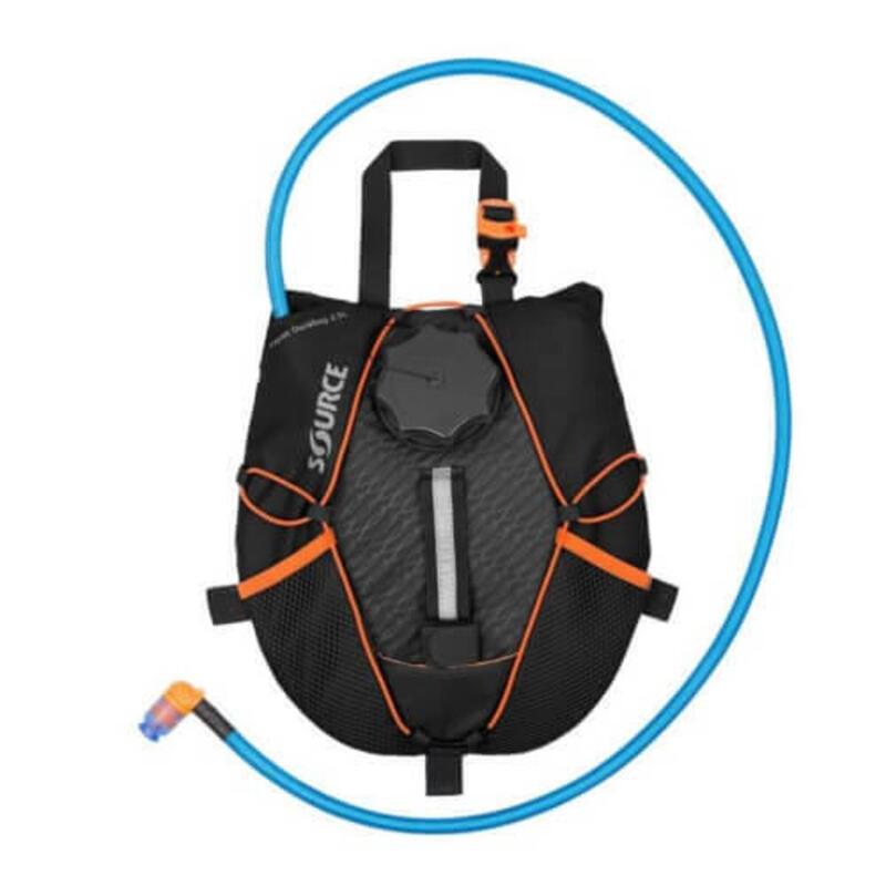 Hydration pack Durabag Kayak 2.5 liter - Zwart