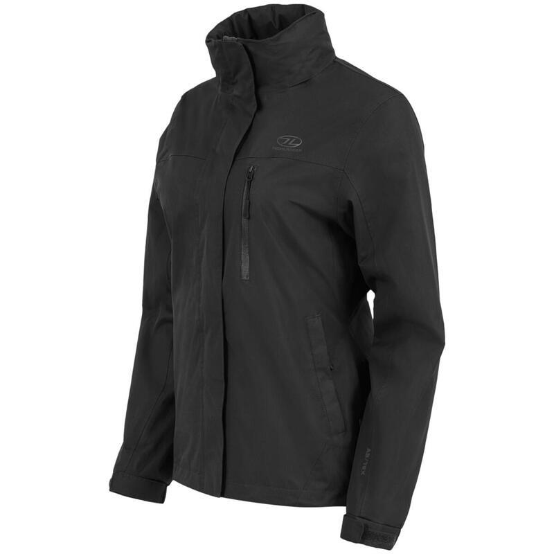 Outdoor jas voor dames Kerrera Jacket  - regenjas - Zwart