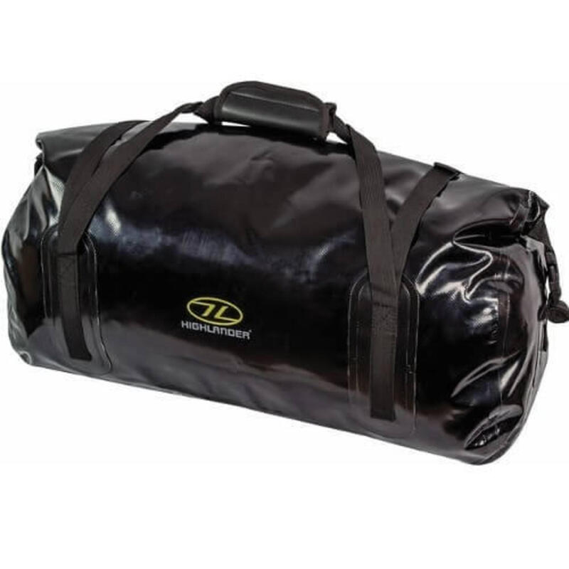 Waterdichte tas Drybag Mallaig 35 liter - Zwart