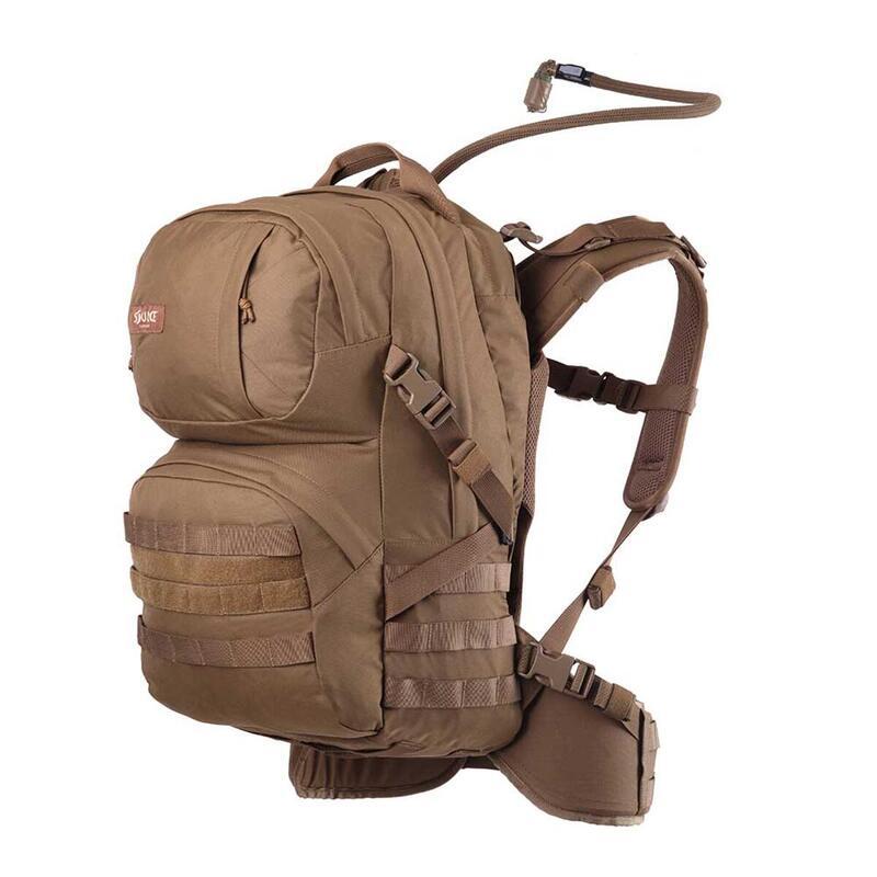 Tactical rugzak met waterzak Patrol 35L - Coyote