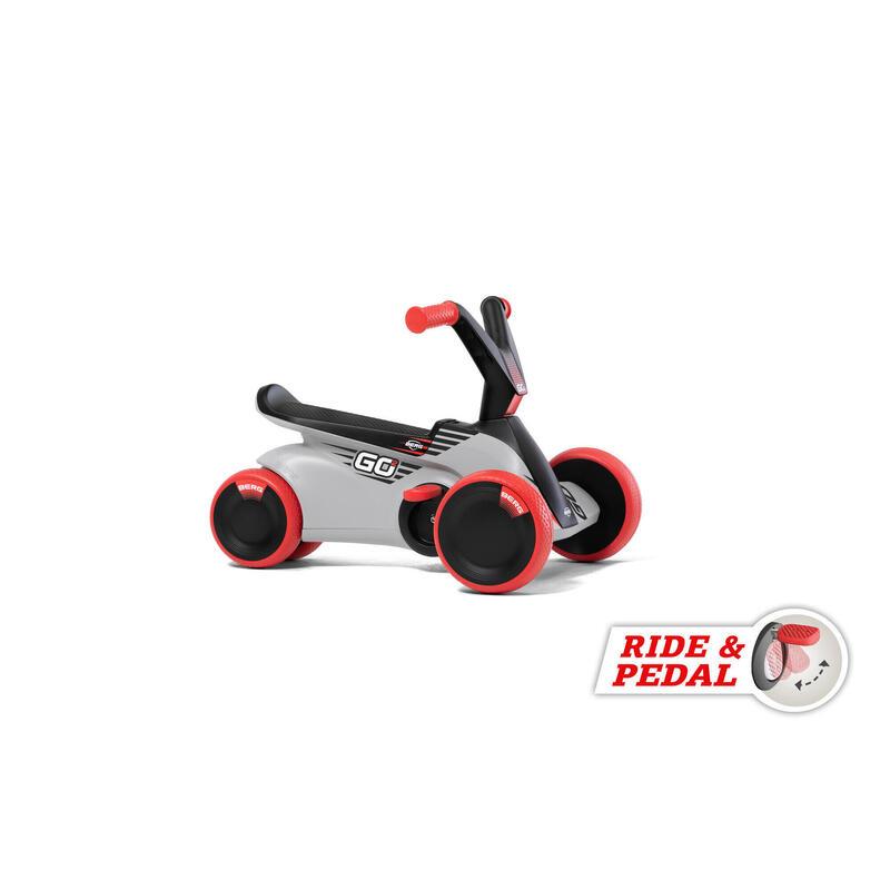 Vélo d'équilibre Go2 SparX Rouge