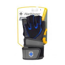 Men Training Wristwrap Gloves