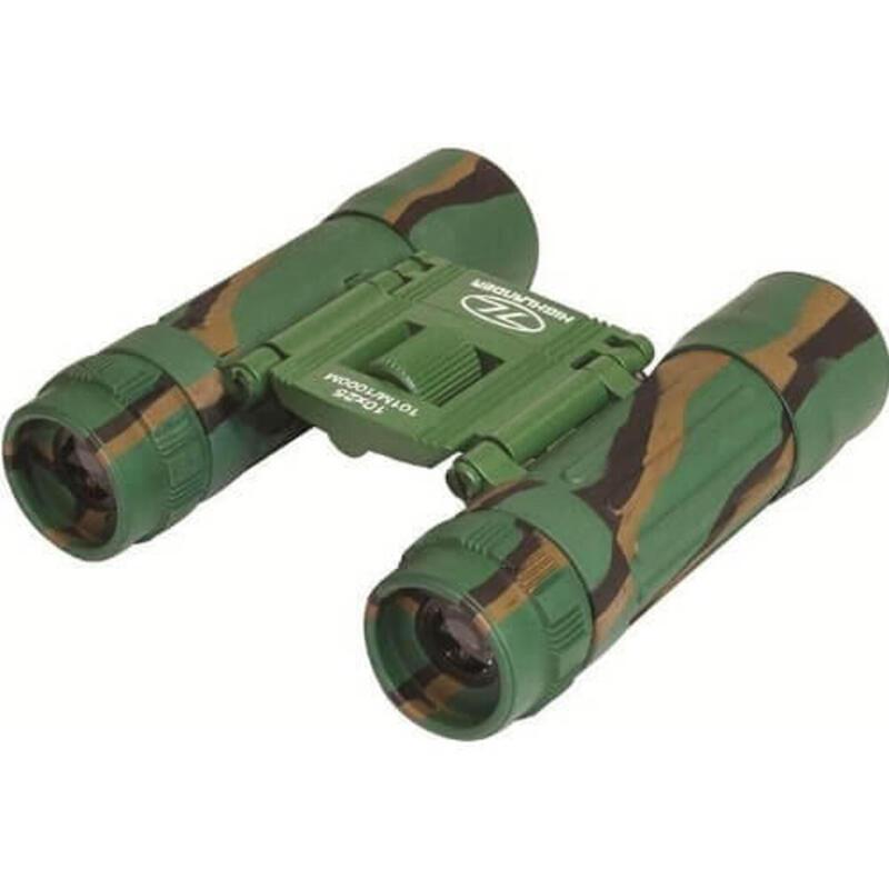 Verrekijker Dartmoor 10 x 25 - camouflage Leger Groen