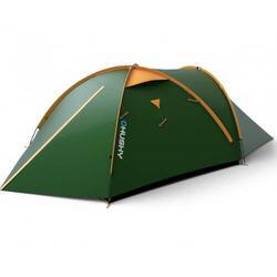 Kampeertent Bizon 3 Classic - klassieke tent - 3 persoons - Groen