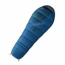 Mummyslaapzak voor kinderen Magic 2 in 1 (180 / 150 cm) - Blauw