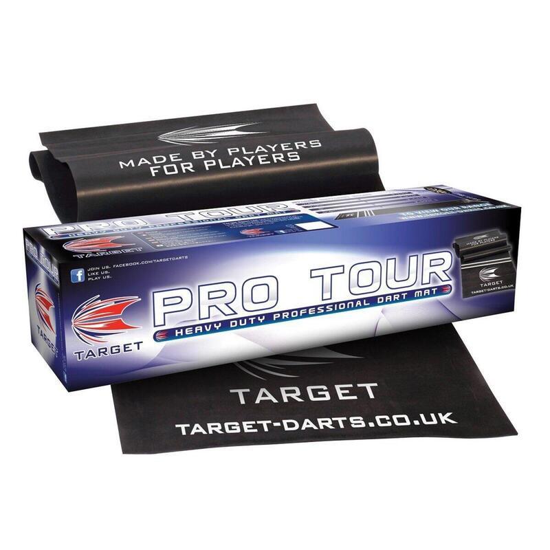 Target Professional Heavy Duty Rubber Dart Mat