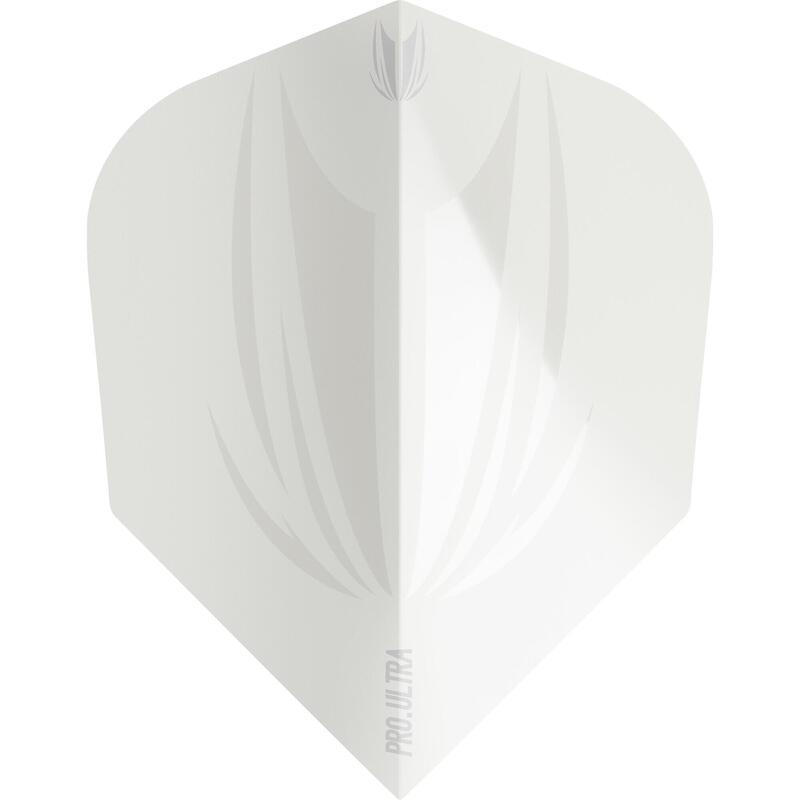 Id Pro.Ultra White No6 Flight Dart Flights by Target