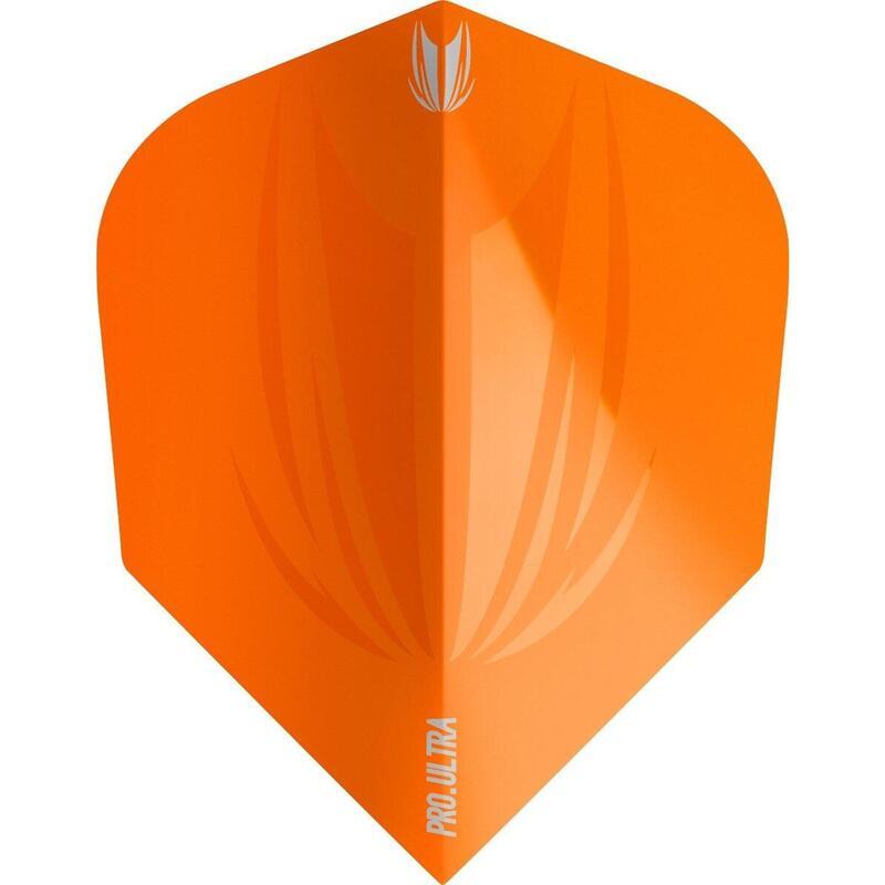Id Pro.Ultra Orange No6 Flight Dart Flights by Target