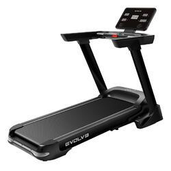Evolve Fitness HT350LED Loopband - Inklapbaar, Incline, Speakers, LED scherm