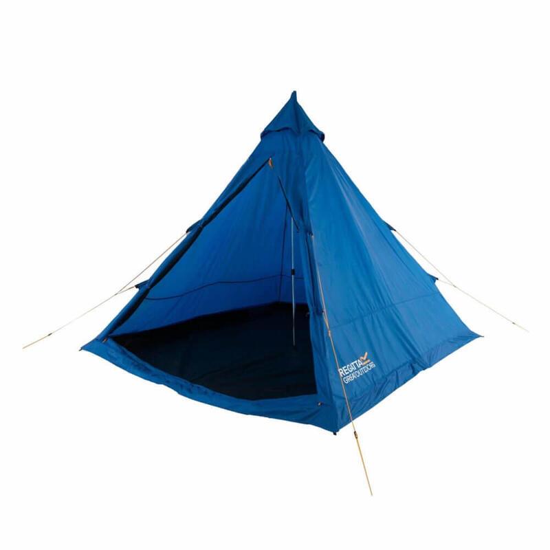 Regatta Zeefest Tipi 4 Man Tent Oxford Blue