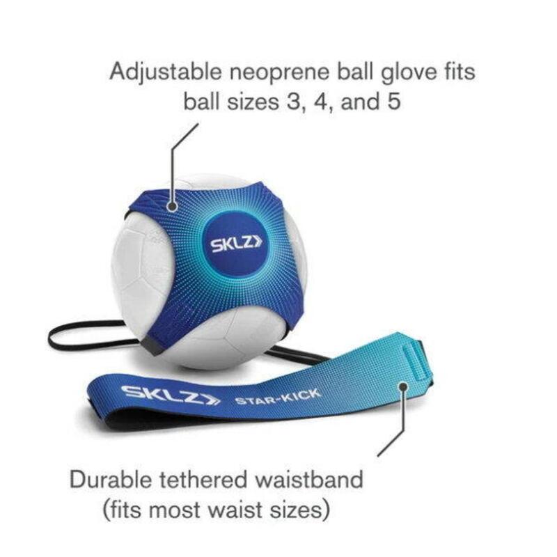控球訓練器, 藍色